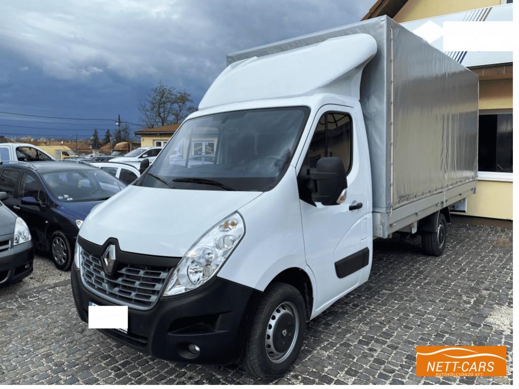 Renault Master Ponyvás