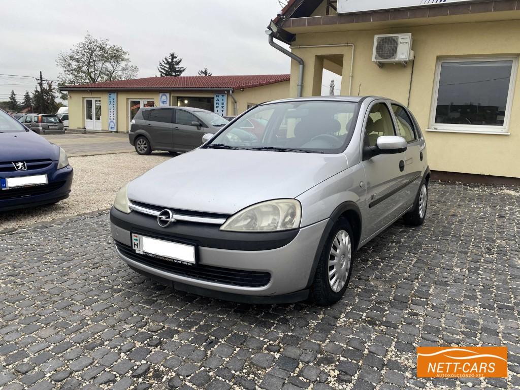 Opel Corsa C 1.2